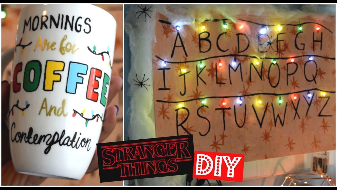 2 Amazing Stranger Things Crafts You