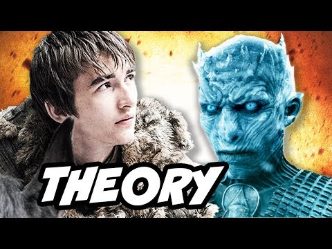 Game Of Thrones Season 7 - Bran Stark White Walkers Endgame Theory