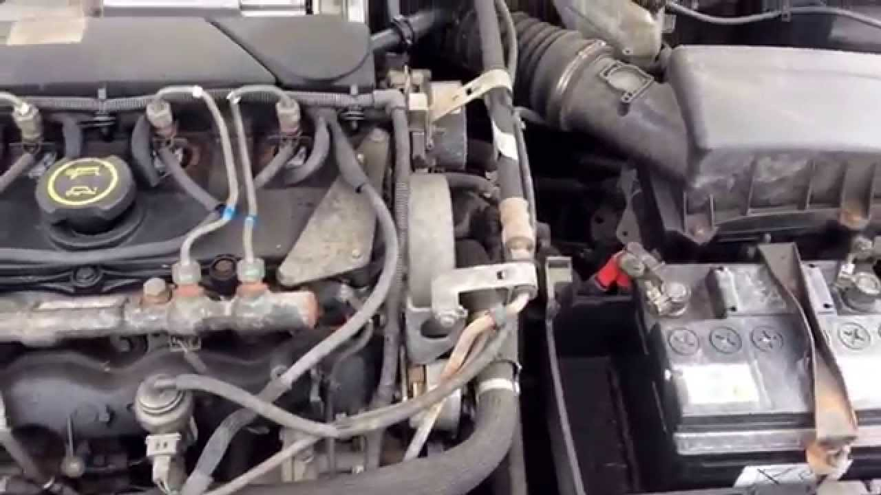 2005 Ford Mondeo 2 0 Tdci D6ba Engine For Sale