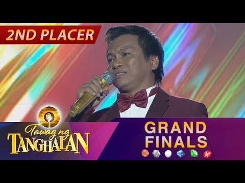 Tawag ng Tanghalan: Ato Arman | Freddie Aguilar Medley (Final 3 Performance)