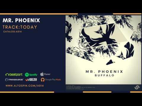 Mr. Phoenix - Today( Original Mix) [Melodic Techno]