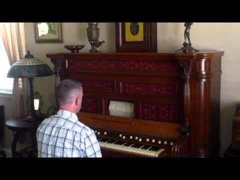 Aeolian Grand Player Reed Organ: Remebrance Di Cassilla - G.C. Capitani