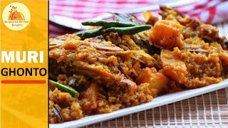 Muri Ghonto | Traditional Bengali Fish Head Curry | Macher Matha O Gobindobhog Chal er Muri Ghonto