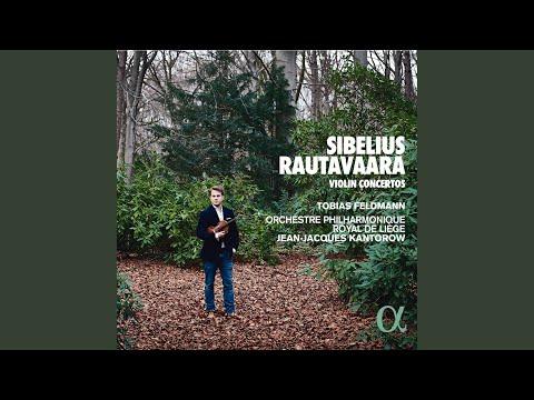 Violin Concerto: II. Energico