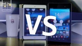 Asus Nexus 7 (2013) vs iPad mini - Сравнение Производительности, Многозадачность и Браузеры