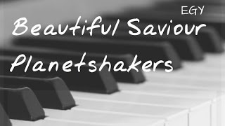 Beautiful Saviour Cover (Planetshakers) - Instrumental (Piano + Drums + Strings + Guitar) - EGY