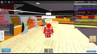 EMINEM TILL I COLLAPSE AND OTHER SONGS IN ROBLOX !?