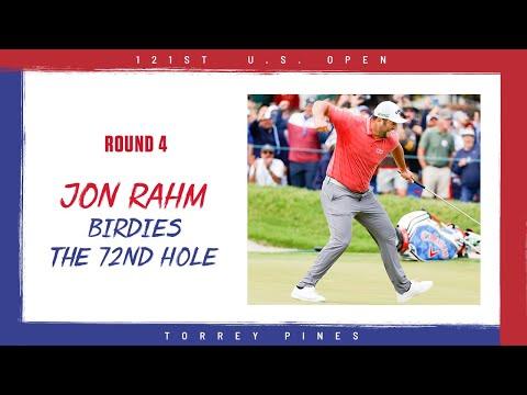 2021 U.S. Open: Jon Rahm's Clutch Birdie on 18