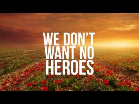 Firebeatz & KSHMR feat. Luciana - No Heroes (Lyric Video) [Audio Spectrum]