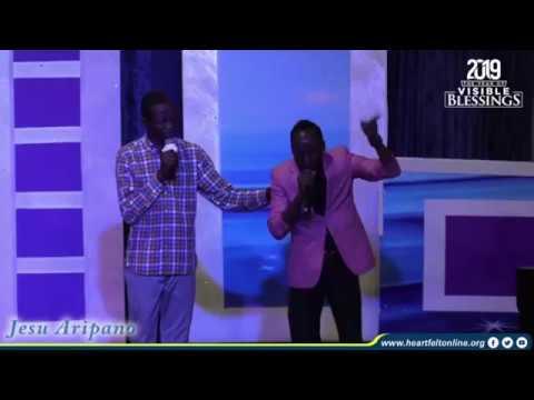 Jesu aripano - Pastor Josh Kays at Heartfelt International Ministries