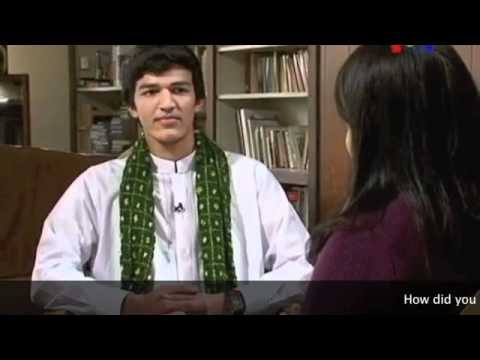 Voice of America: Exchange Student from Pakistan, part I