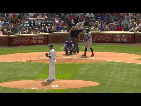 Chicago Cubs   Cleveland Indians August 24 2015