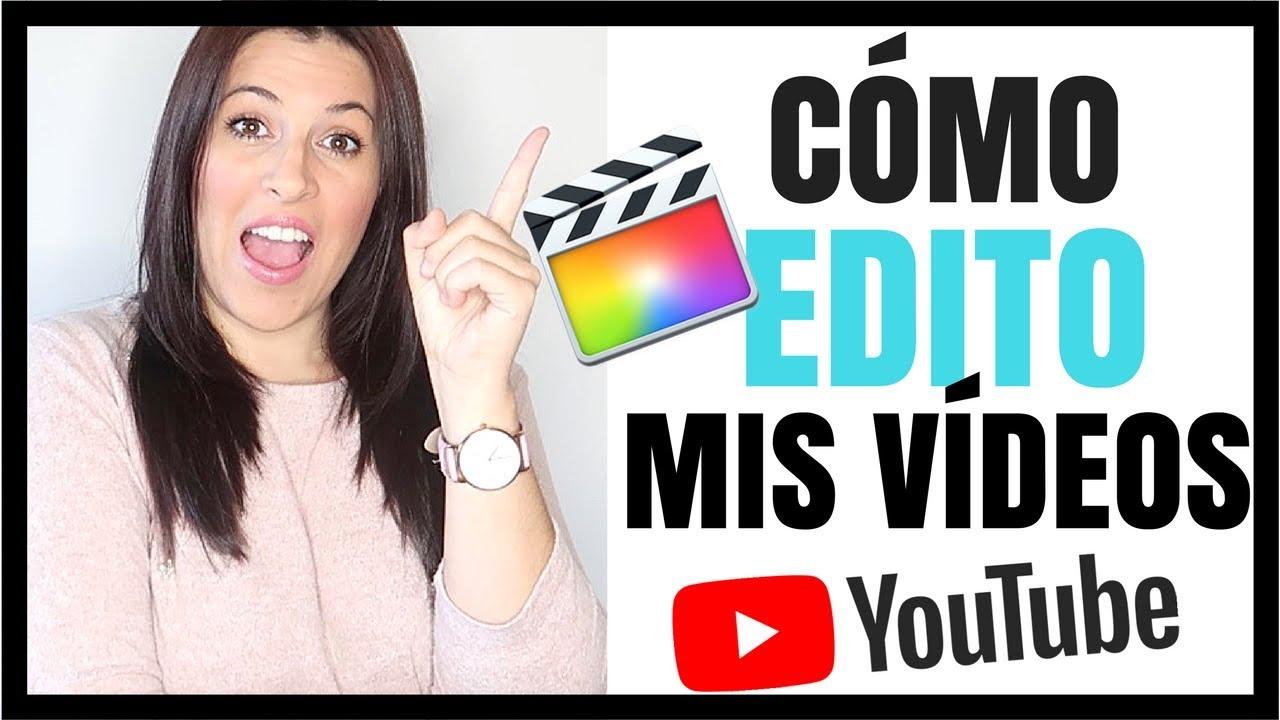 Como Editar Videos Para Youtube Programas Para Editar Videos Consejos Para Editar Videos Youtube