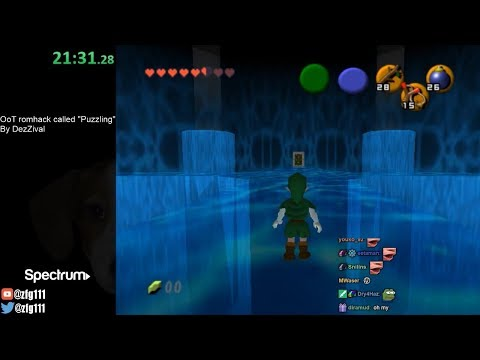 Puzzling (Ocarina of Time Romhack) Playthrough