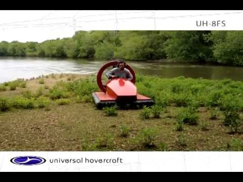 UH-8FS Personal or Racing Hovercraft