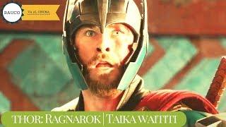 THOR: RAGNAROK DI TAIKA WAITITI | Commento NO SPOILER con Riccardo