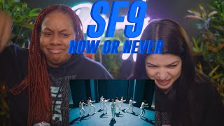 SF9 (에스에프나인) _ Now or Never(질렀어) reaction