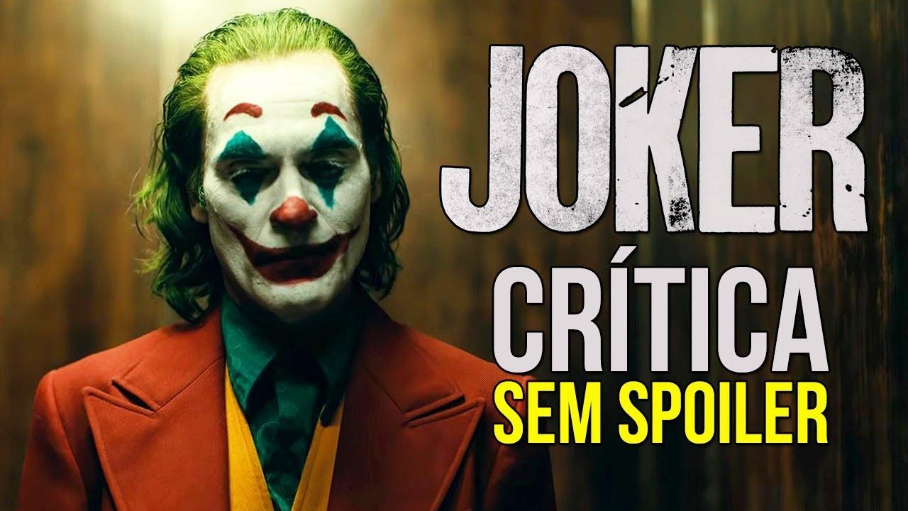 CORINGA | MELHOR FILME DO GÊNERO?! CRÍTICA SEM SPOILER!