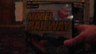 Unboxing A PC Game - Create Your Own Model Railway Deluxe!!