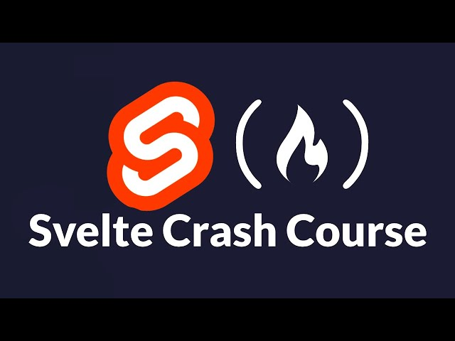 Svelte Tutorial - Is it better than React?