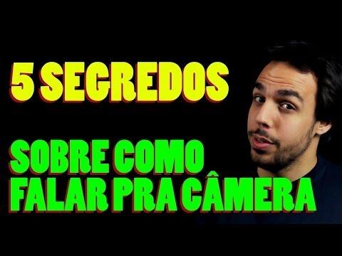 1#[GravarVideos] - Aprenda Como Falar Pra Camera