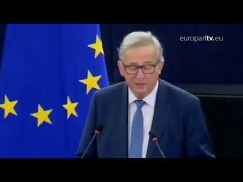 Jean Claude Juncker on how to heal the fissures in Europe