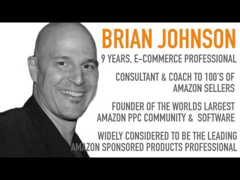"[Sponsored Products Academy] Amazon Masterclass Webinar 2, ""The 3 Biggest Myths"""
