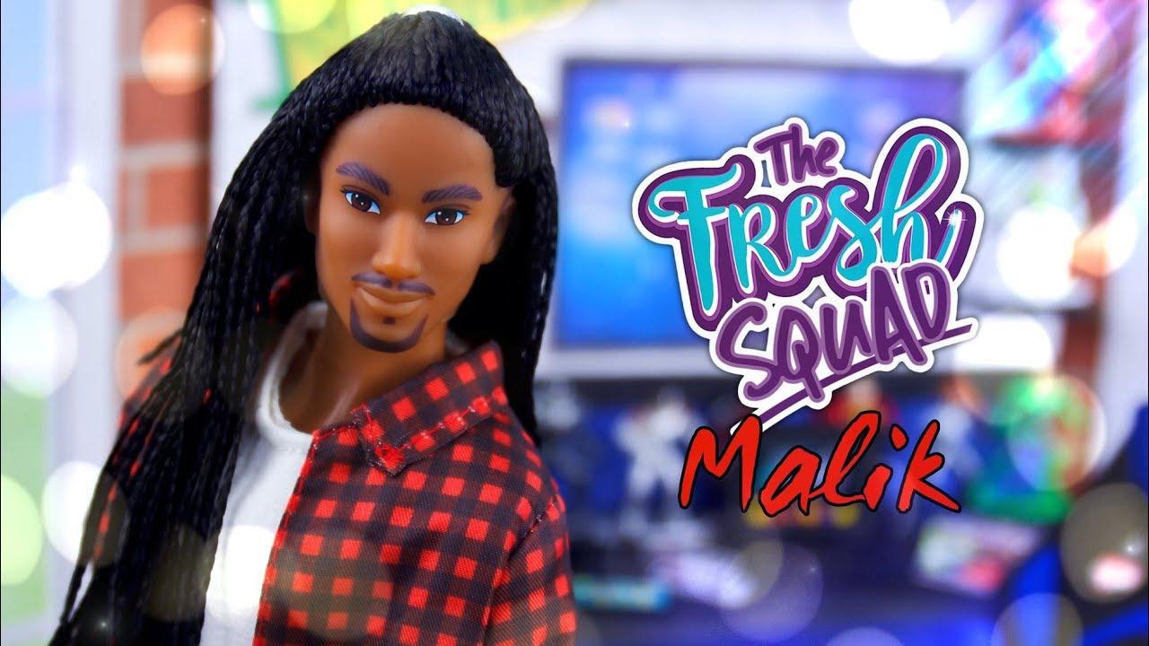 Unbox Daily:  ALL NEW The Fresh Squad Malik PLUS DIY Dorm Room