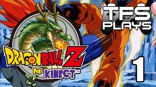 TFS Plays: DBZ Kinect - 1 -