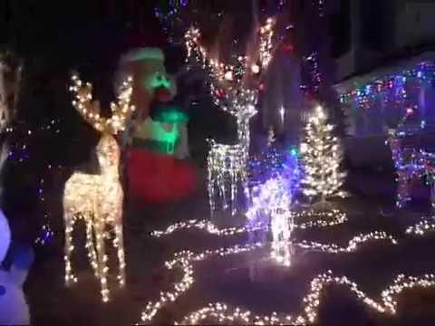 Brea Christmas Lights.Brea Christmas Lights