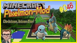 Der Bad-Egg Vorfall in X & Y ~ Minecraft Pixelmon #046