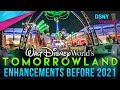 TOMORROWLAND Enhancements Coming For Walt Disney World's 50th Anniversary - Disney News - 6/19/18