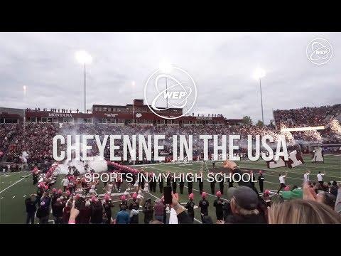 WEP : Cheyenne aux USA / Le sport dans mon lycée américain