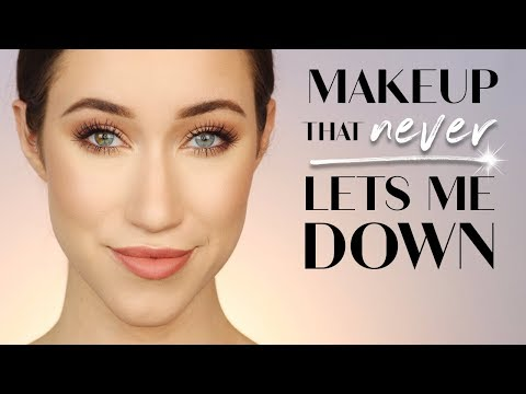 Full Face of THE MOST RELIABLE Makeup | ALLIE GLINES
