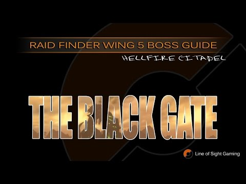 LFR Wing Preview: The Black Gate