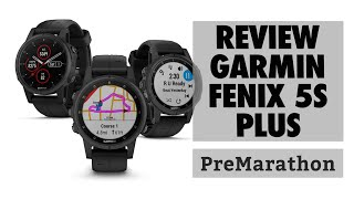 Review Garmin fenix 5S Plus [ø42mm] con mapas y música.