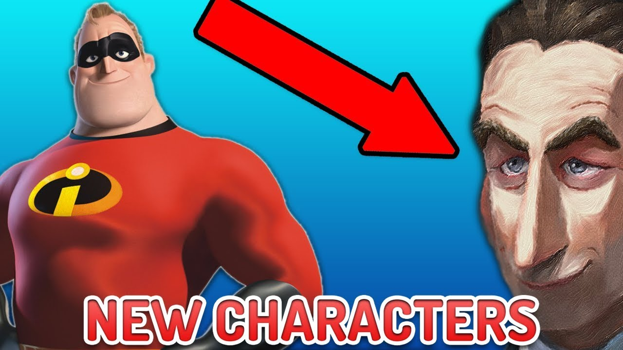 The Incredibles 2 Plot Details New Characters Villain Revealed Youtube