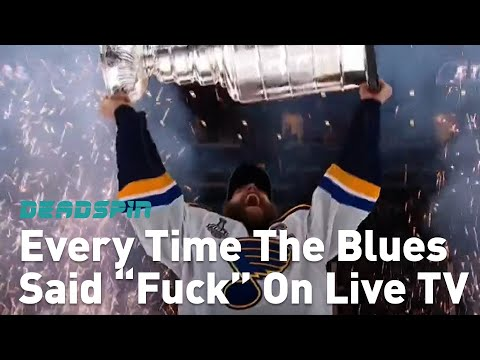 We can give them a pass since they won the Stanley Cup. Also O'Reilly is super Canadian lol