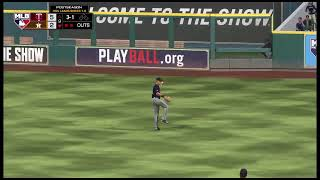 MLBThe Show 19 Twins vs. Astros 10/6/19 ALDS Game 2