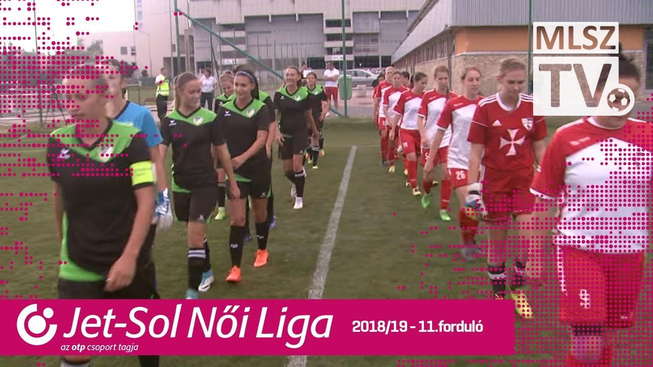 MLE - ETO FC Győr | 0-4 | JET-SOL Liga | 11. forduló | MLSZTV