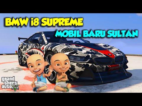 Sultan Upin Punya Mobil Baru BMW I8 Supreme - GTA V Upin Ipin Episode Terbaru 211