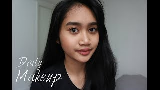 Daily Makeup - Permesta Dhyaz