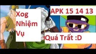 Ngọc Rồng Online - Xog Nv Androi 15 14 13 + Bài Hát Gây Nghiện !