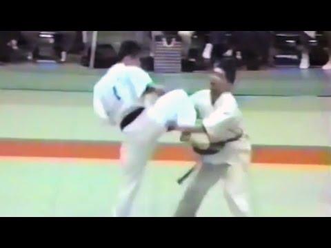 極真会館 1987年第1回京都大会(2/7)1回戦(kyokushin 1987 Kyoto) 滋賀空手