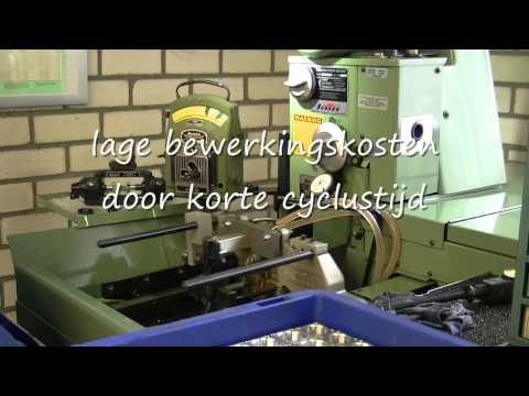 Honen - Sunnen hoonmachine - video Assmann Verspaningstechniek.wmv