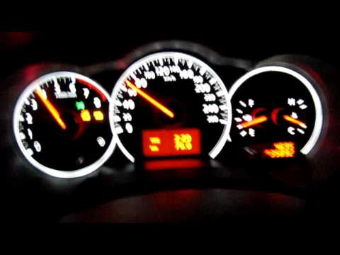 Nissan Altima Acceleration 0-125 6 speed manual gearbox 2.5s