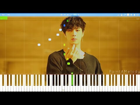 BTS 방탄소년단 - The Truth Untold | Piano Tutorial + Sheet Music soon