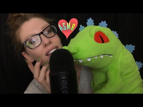 ASMR ASSORTED MOUTH SOUNDS FT. 🐉 r e p t a r 🐲