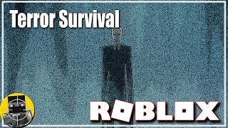 THIS SONIC IS FLAT... WTF (Roblox - Terror Survival)
