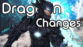 Dragoon Changes | FFXIV Endwalker Media Tour